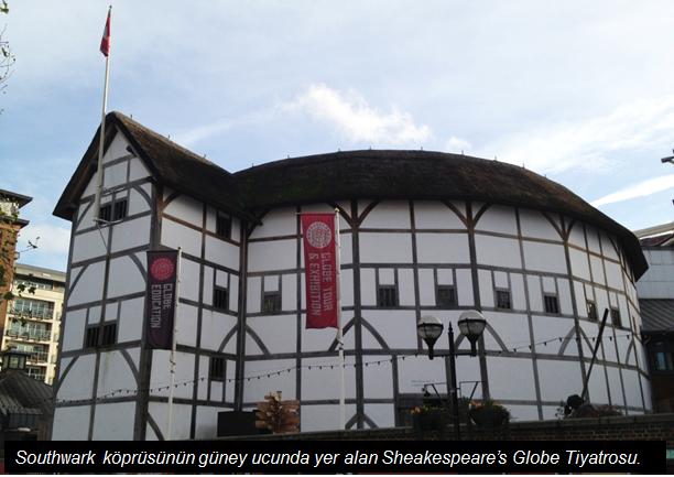 Sheakespeare's Globe Tiyatrosu