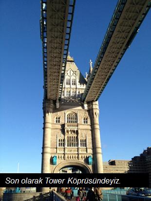 tower köprüsü