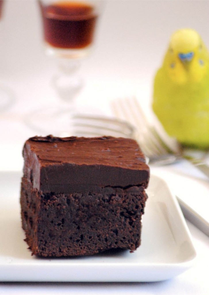Mascarponeli Brownie