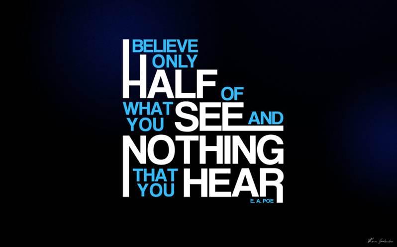 Neye İnanmalıyız6