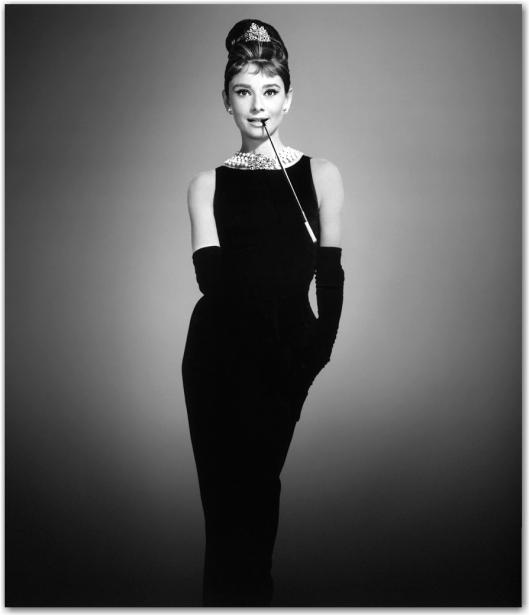 Coco Chanel-Audrey Hepburn