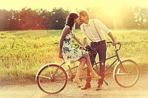 aşk-bisiklet