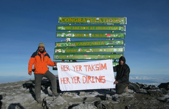 Martı Dergisi Foto 4_Aytekin Bal_Kilimanjaro