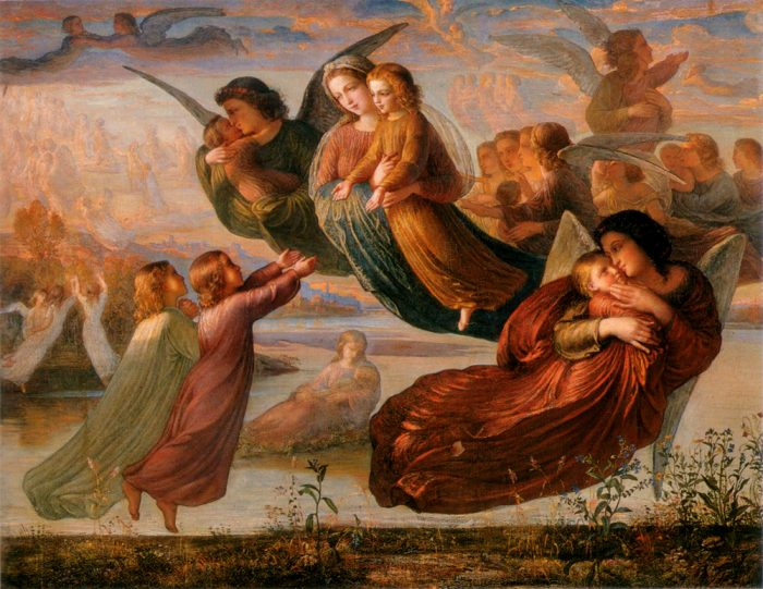 Anne-Francois-Louis-Janmot-xx-The-Poem-of-the-Soul-Memory-of-Heaven-xx-Musee-des-Beaux-Arts-Lyon