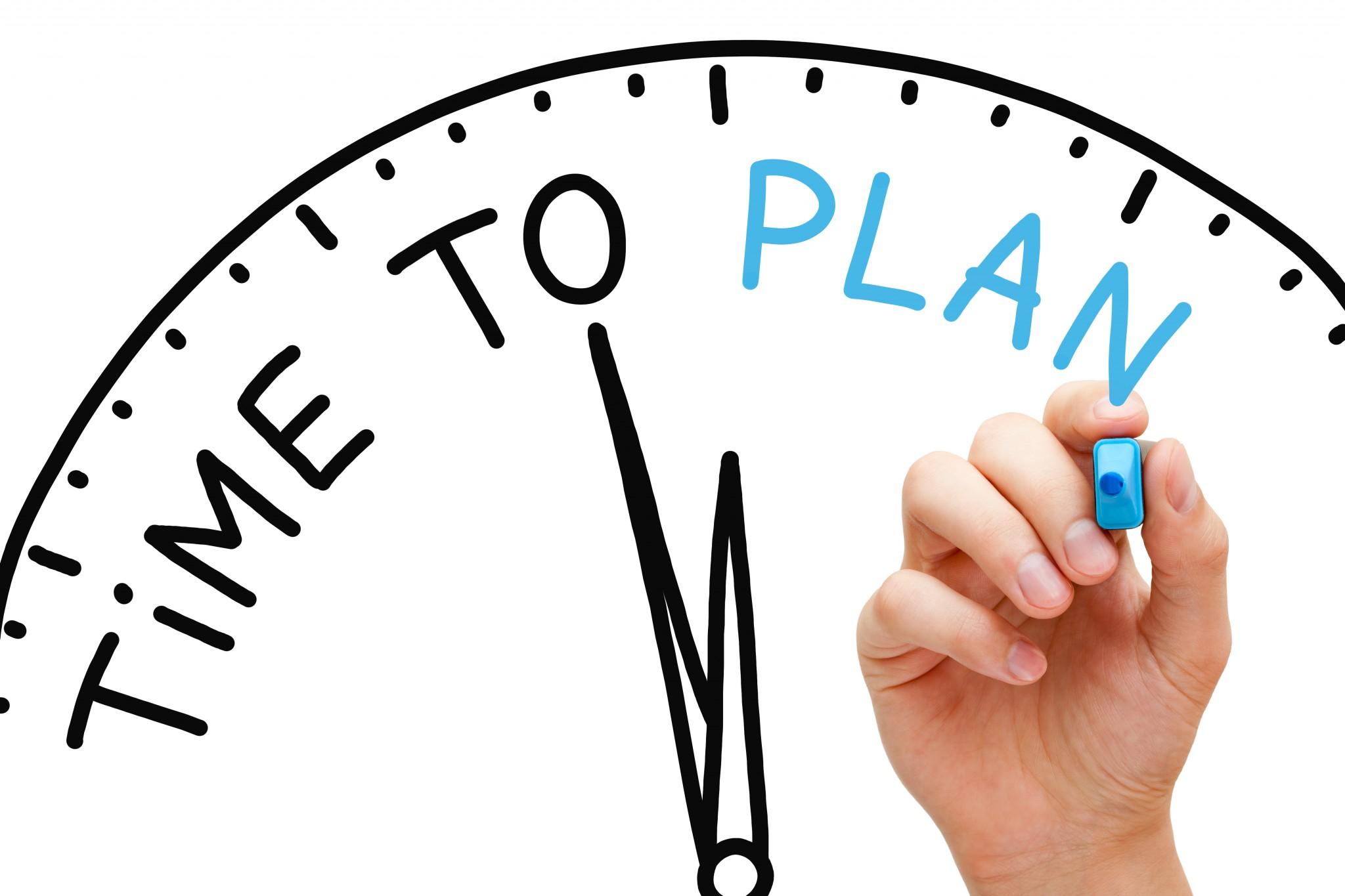 Plan Yapmak = Zamanı Doğru Kullanmak - Martı Dergisi