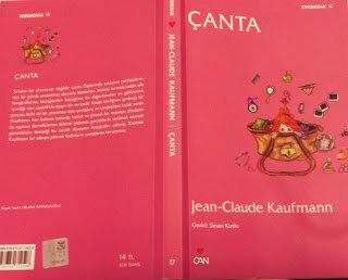 Jean Claude Kaufmann-Çanta
