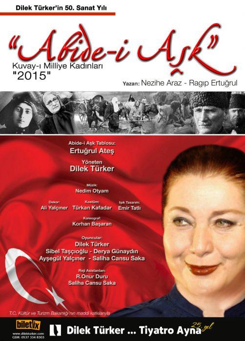 Dilek Türker-Abidei Aşk