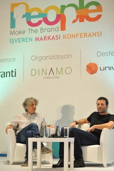 Erdil Yaşaroğlu ve Selçuk Erdem