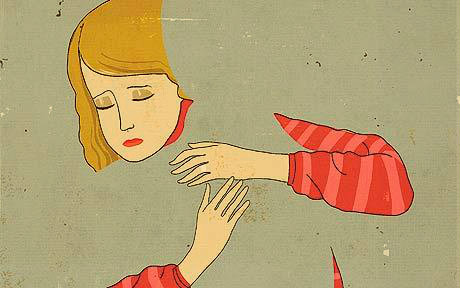 kadın ve mutsuzluk