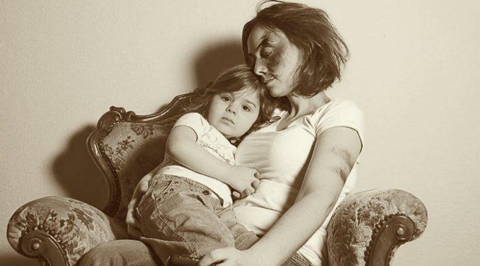 kadına ve çocuğa yönelik şiddet