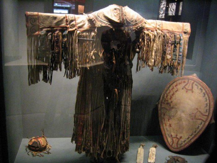 Şaman Davulu Cüppesi