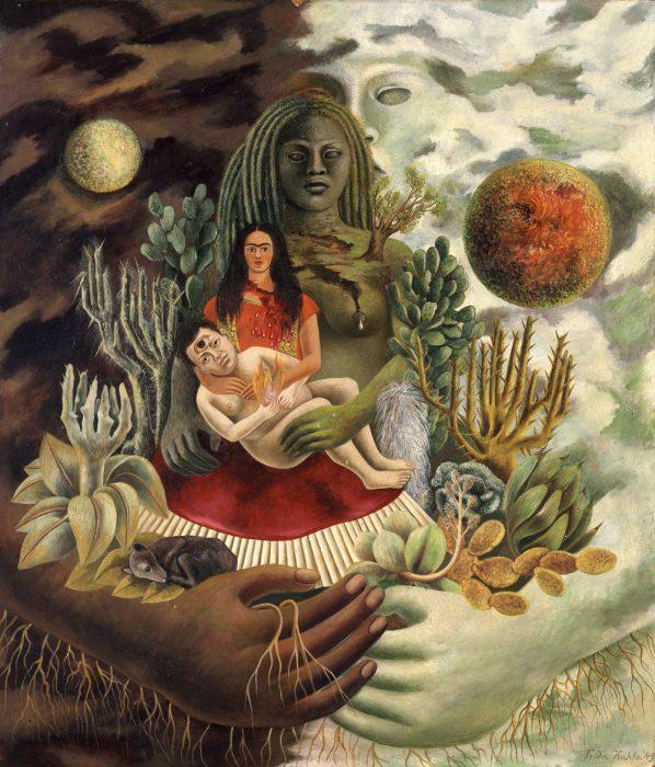 kahlo kadın destanı kapak f013