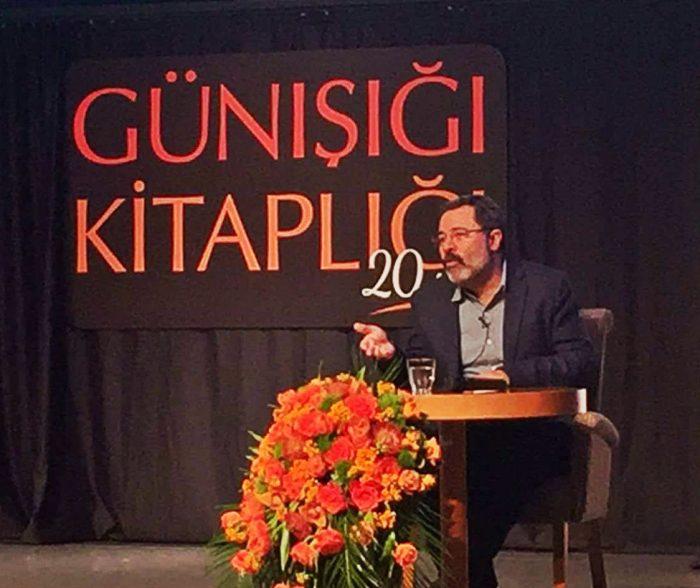 Günışığı Kitaplığı-Ahmet Ümit