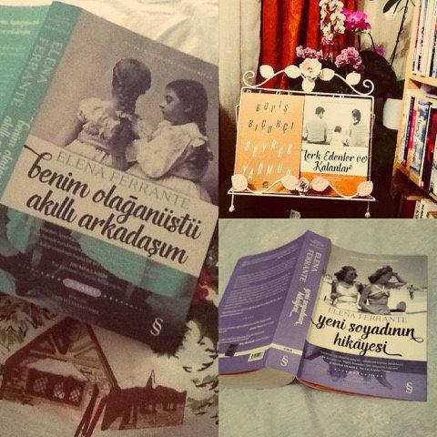 Kitap Tavsiyesi-Napoli Romanları