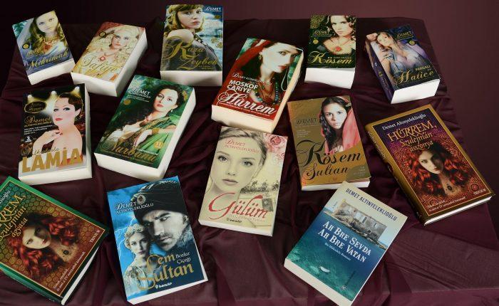tarihsel romanlar