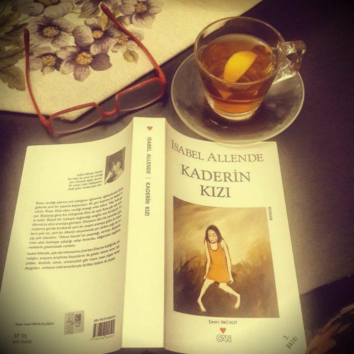 Isabel Allende Kaderin kIZI