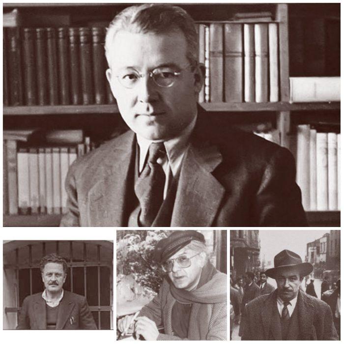 Sakıncalı Beş Adam Beş Yazar Beş Hayat