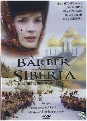 Sibirya Berberi Barber of Siberia