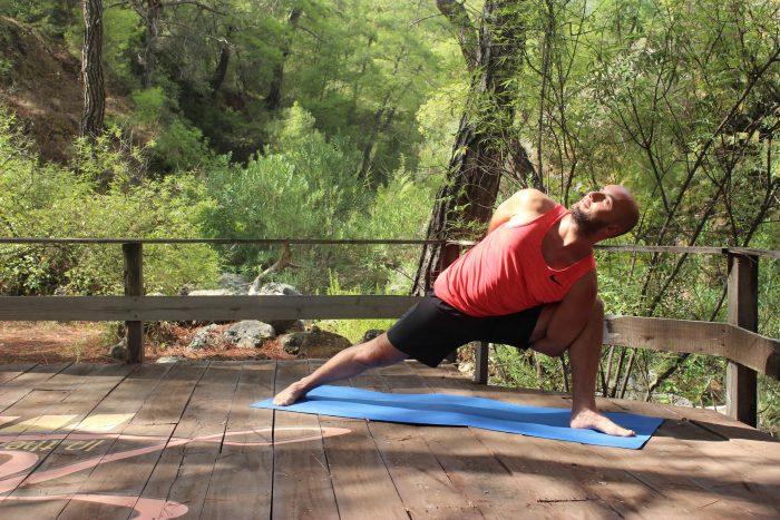 Kariyer Sohbeti Yoga Eğitmeni Alper Bayraktar