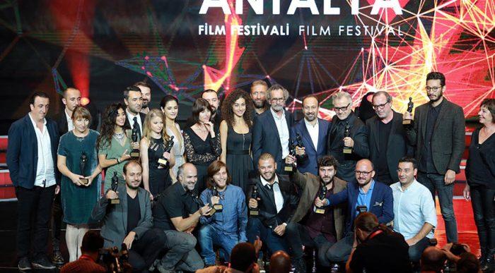 53. Antalya Film Festivali'nde Ödüller Sahiplerini Buldu