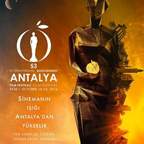 53. Antalya Film Festivali Başladı