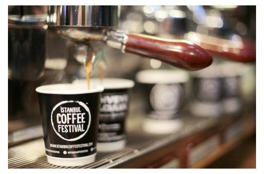İstanbul'da Mis Gibi Kahve Kokusu Vardı