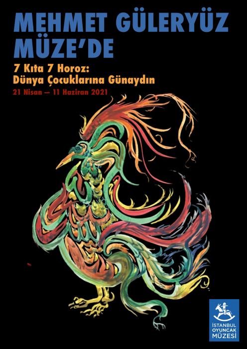 Mehmet Güleryüz İstanbul Oyuncak Müzesi'nde - Martı Dergisi